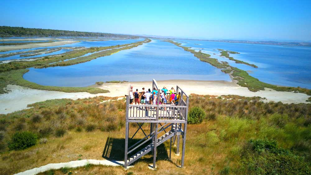 The Karavasta Lagoon Tour