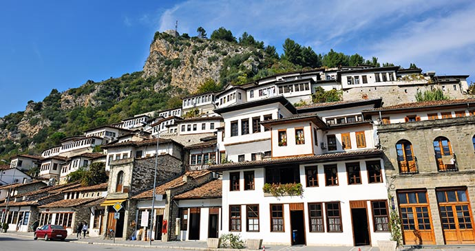 Berat the city of 24 centuries